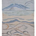 Muriel Beckett- textile weaving wall hanging 2. Made in Wicklow, Ireland