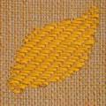Muriel Beckett- textile weaving wall hanging 3. Made in Wicklow, Ireland