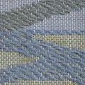 Muriel Beckett- textile weaving wall hanging 5, detail. Made in Wicklow, Ireland