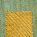 Muriel Beckett- textile weaving wall hanging 6, detail. Made in Wicklow, Ireland
