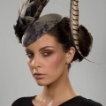 Carol Smith - milliner working in Wicklow - beautiful and intricate hats