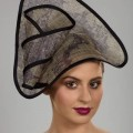 Carol Smith - milliner working in Wicklow - hand-crafted hats