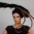 Carol Smith - milliner working in Wicklow - hat art
