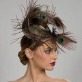 Carol Smith - milliner working in Wicklow - intricate hats and headwear