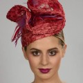 Carol Smith - Milliner from Wicklow - custom head wear